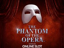 Игровой автомат The Phantom Of The Opera